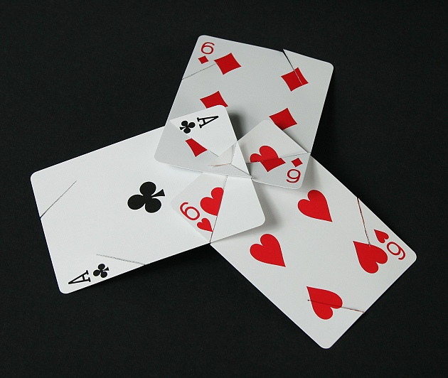 The Most Incredible Card Trick
