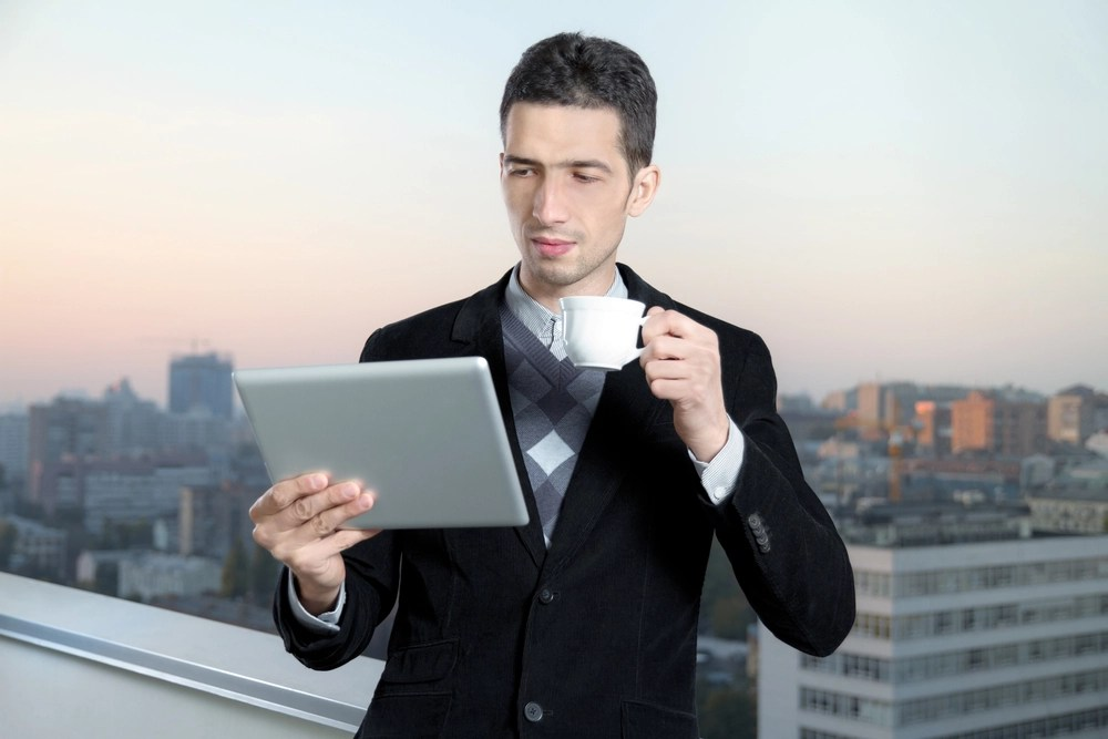 14 Tips for Making the Most of the Tablet for Your Business - business tablet