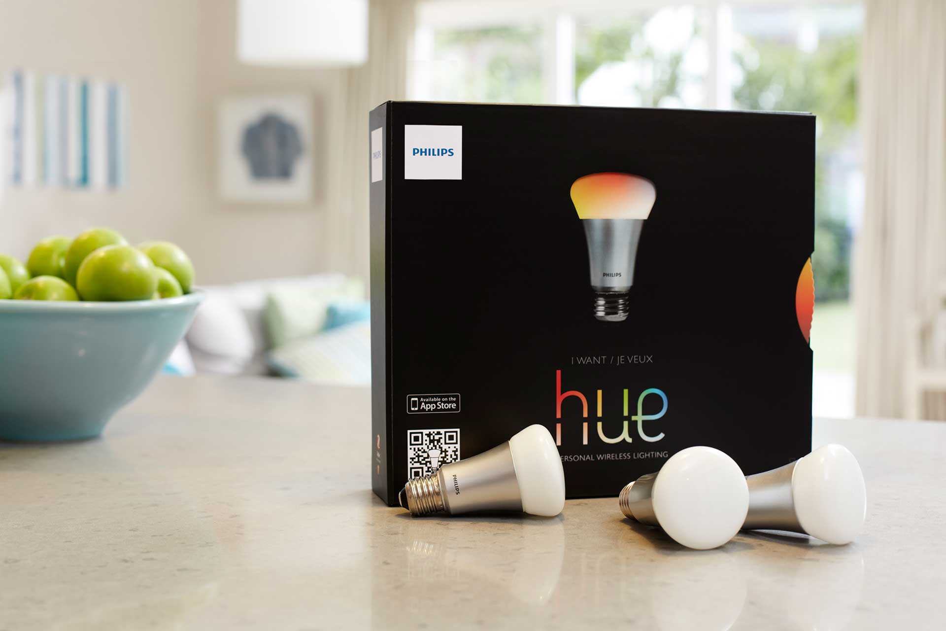 Philips Hue Led Light Philips Hue The Smart Lightbulb Exclusively Hitting Apple Stores
