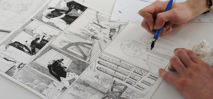 Amazon Storyteller Launches, Creates Storyboards From Movie Scripts