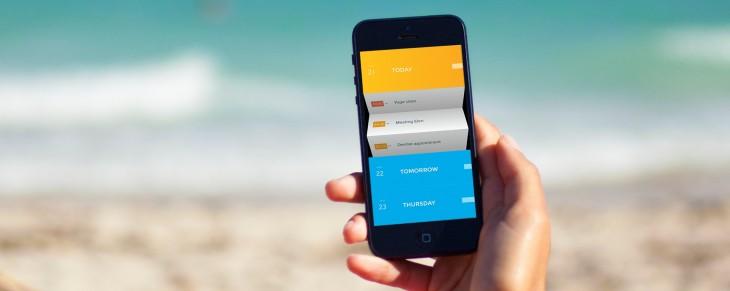 Peek A Simple, Beautiful Calendar App for iPhone