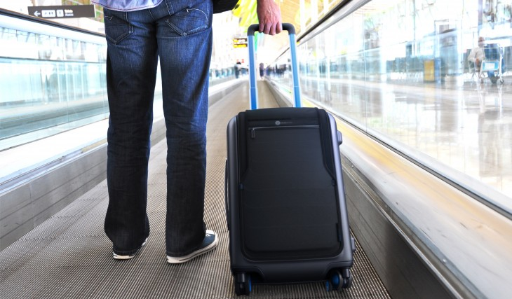 Uber will help you get your lost Bluesmart \u0027smart suitcase\u0027 back