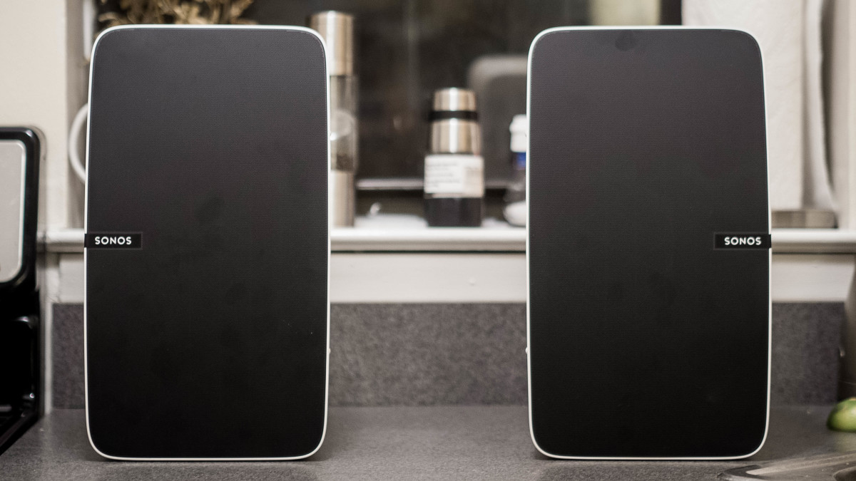 Sonos Play 1 Line In Sonos Play:5 Review: Worth The Money On Audio Quality Alone