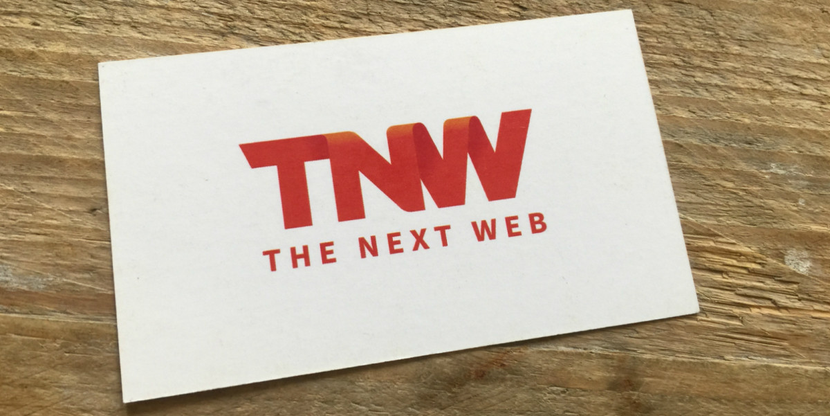 You want to do a Marketing Internship at The Next Web?