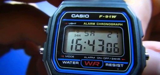 How the Casio F-91W became the world\u0027s most versatile (and dangerous