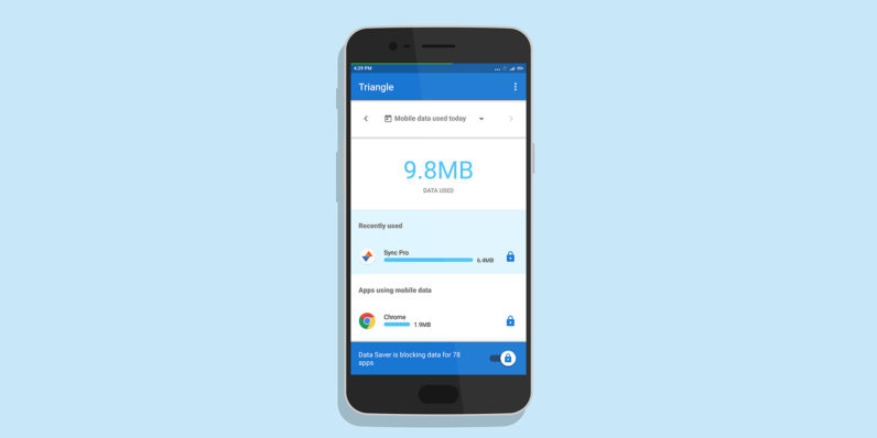 Google\u0027s new Android app makes it easy to save mobile data on the go