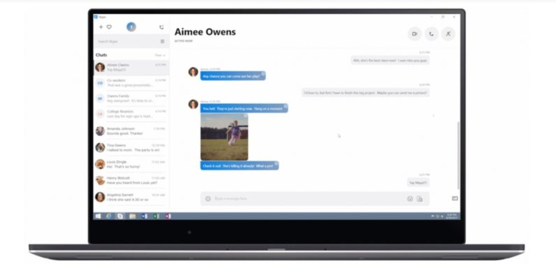 Skype\u0027s controversial redesign is coming to desktops - here\u0027s how to