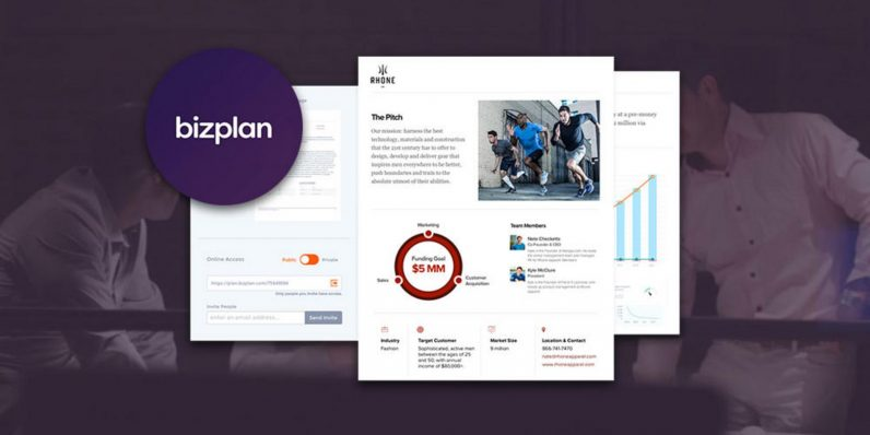 Craft a professional business plan that works today with Bizplan - professional business plan