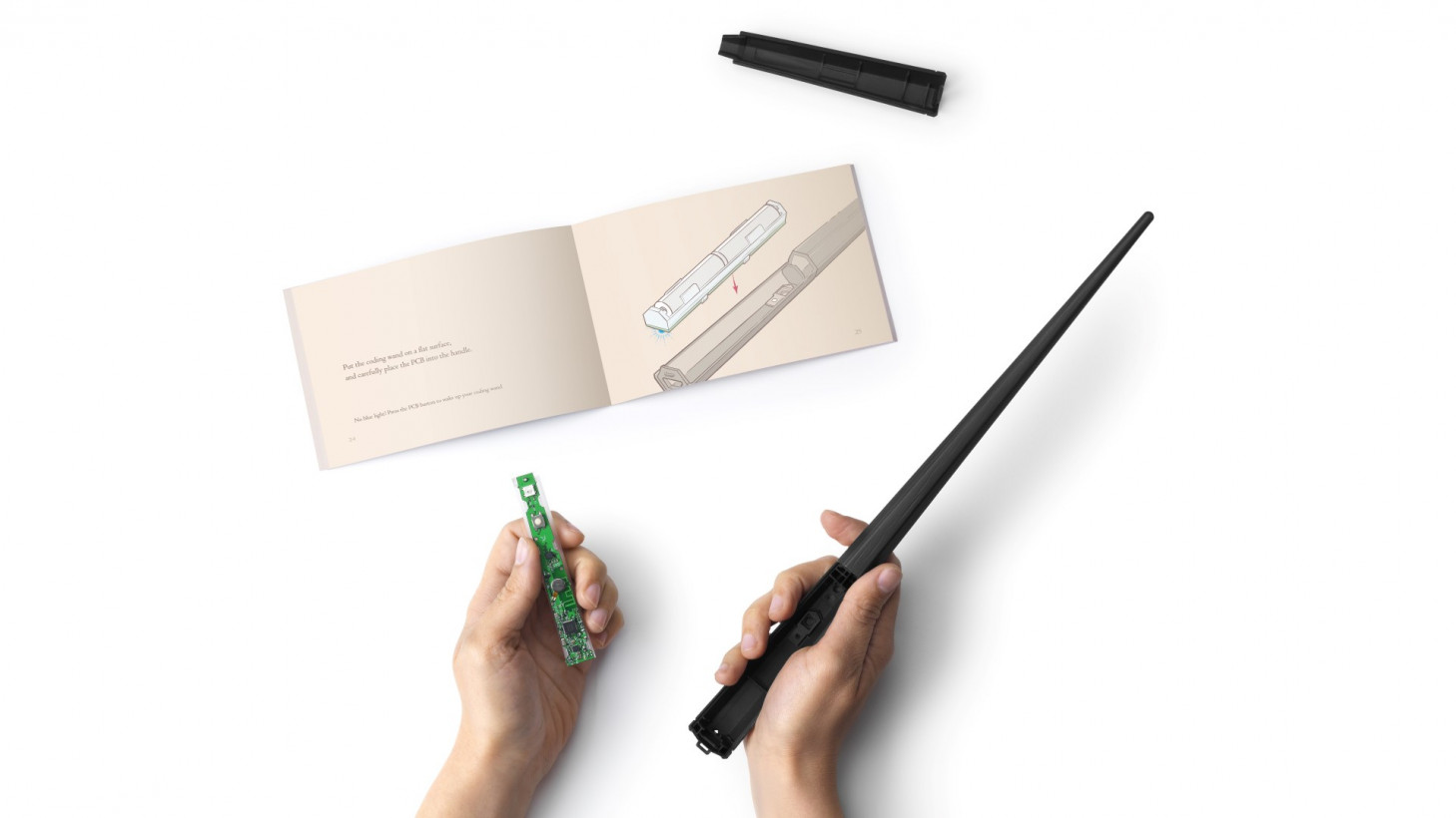 Magic Wand Harry This Magic Wand Teaches Stem Skills Through The World Of Harry Potter