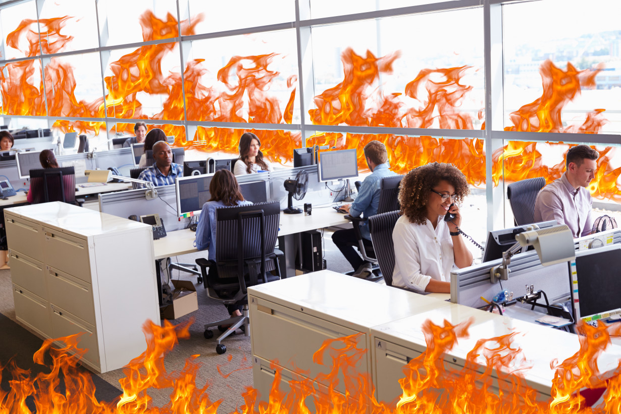 Office Plans Open Floor Plans Should Be Killed With Fire Or Sound