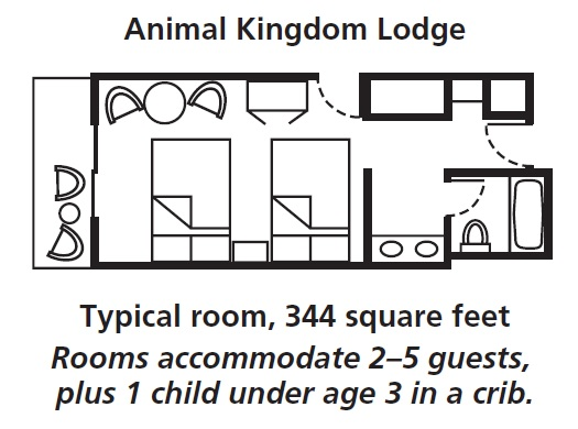 Disney\u0027s Animal Kingdom Lodge - Jambo House