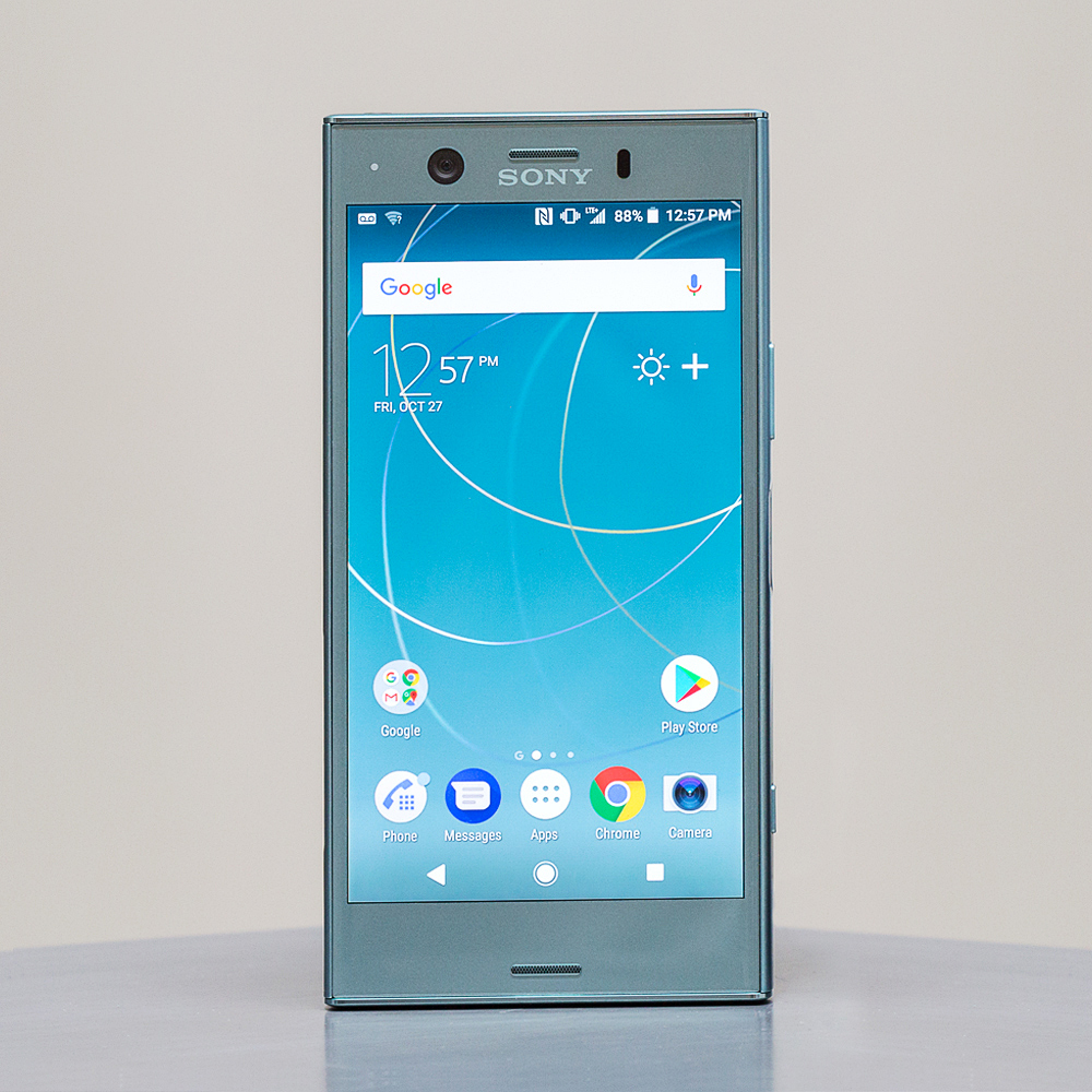 Sony Compact Sony's Xperia Xz1 And Xz1 Compact Are More Of The Same