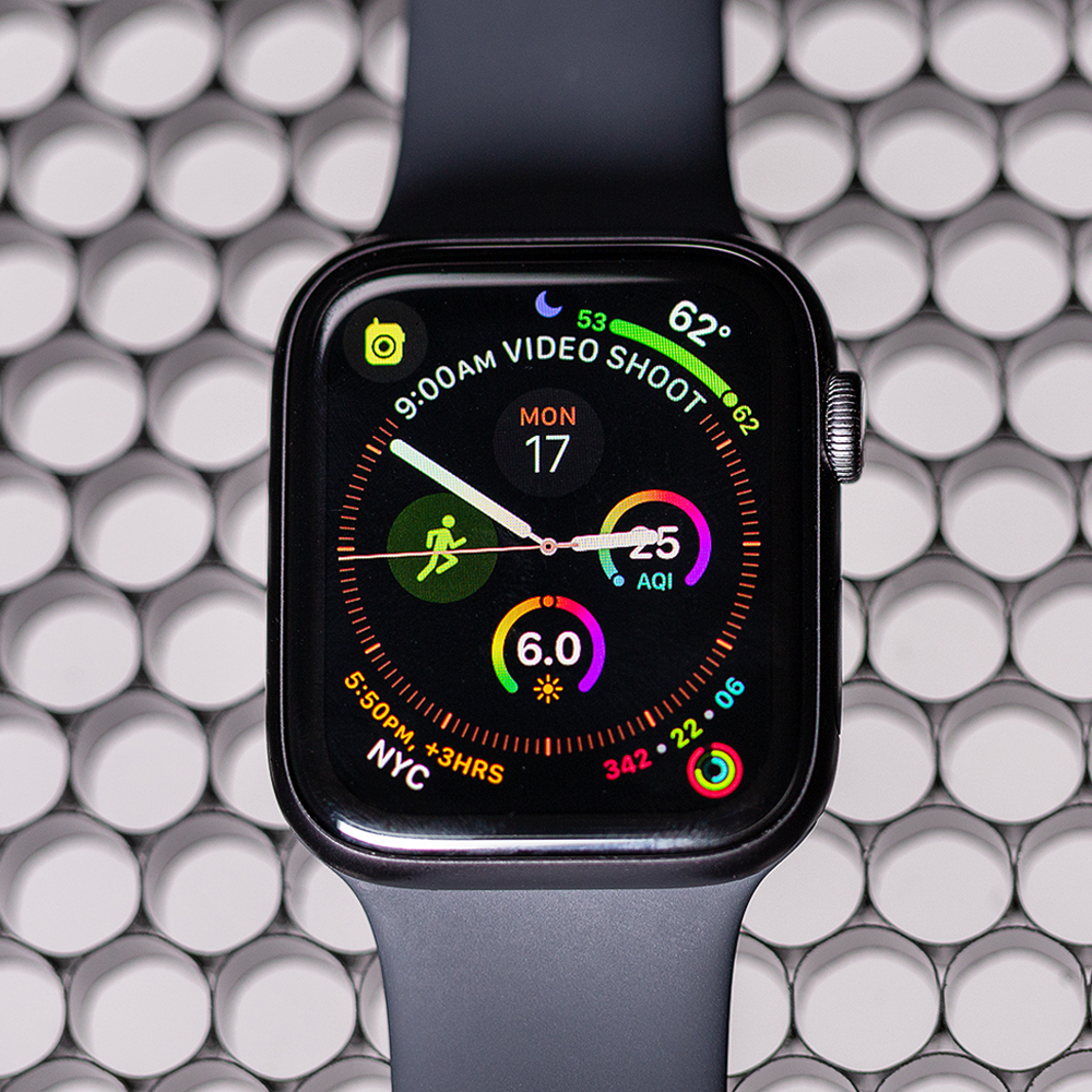 4 Apple Watch 4 Review The Best Smartwatch Gets Better The Verge