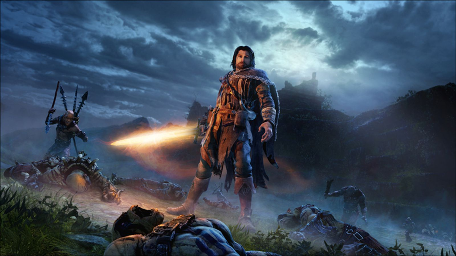 Fall Witch Wallpaper Kissing Vs Killing How Shadow Of Mordor Fails At
