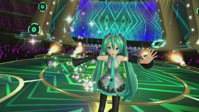 The PlayStation Move was a glowstick when I played Hatsune Miku in VR - The Verge