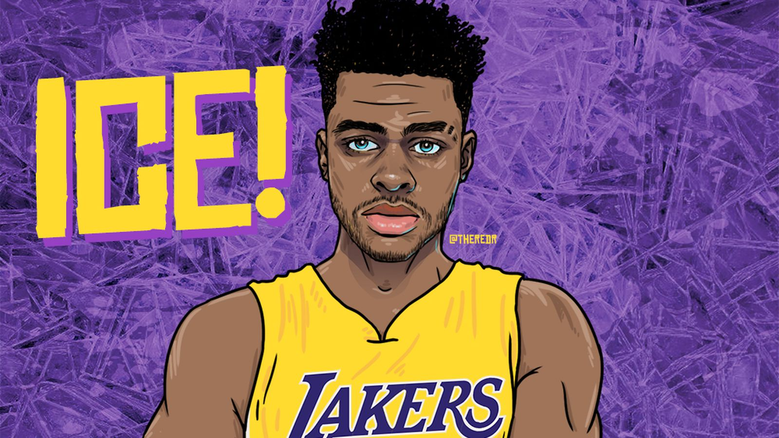 D Angelo Russell Wallpaper Hd The Lakers Are D Angelo Russell S Team Now Silver Screen