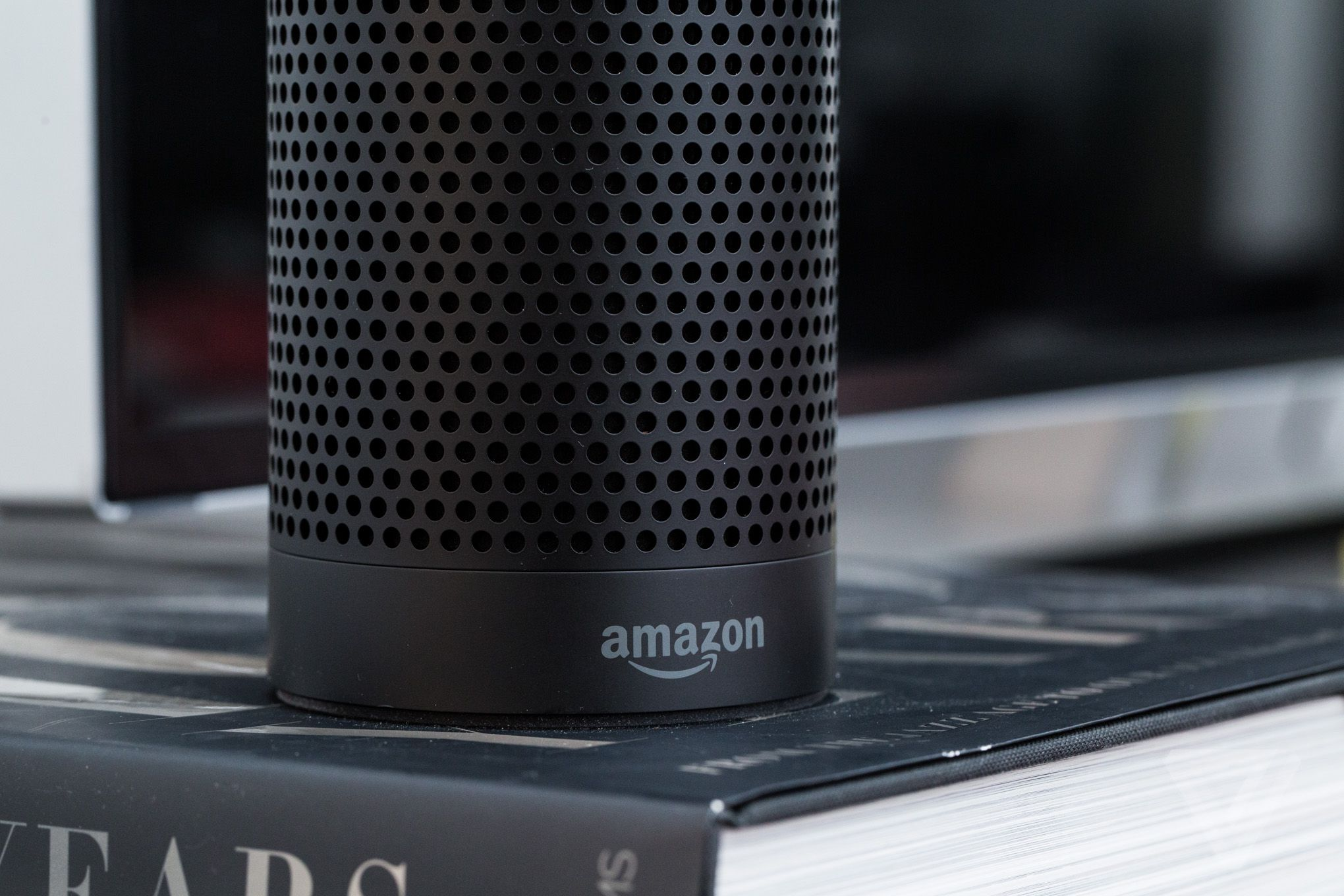 Echo Voice Amazon Echo Review Listen Up The Verge
