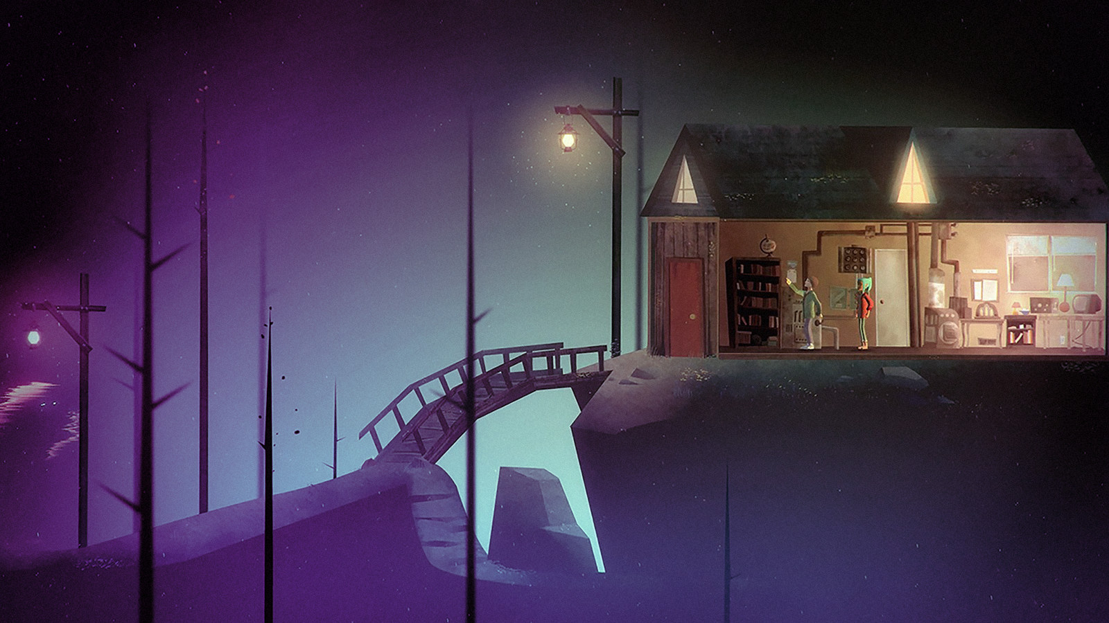 Epic Wallpapers Hd Oxenfree Review Polygon