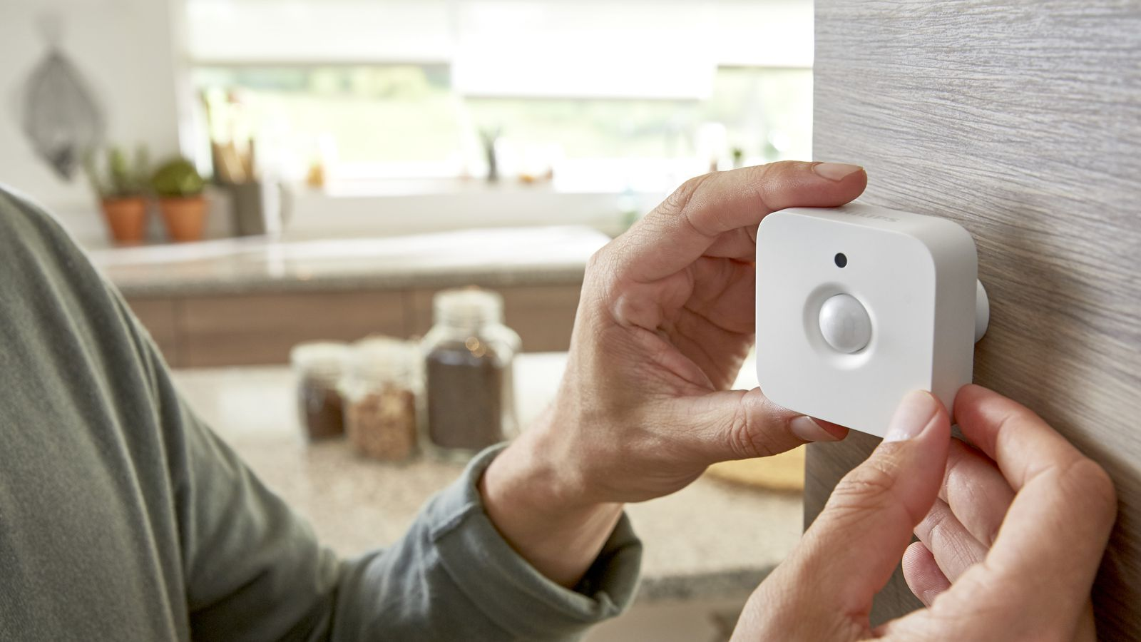 Detecteur De Mouvement Exterieur Di O Philips Hue Now Has A Motion Sensor That Can Turn On