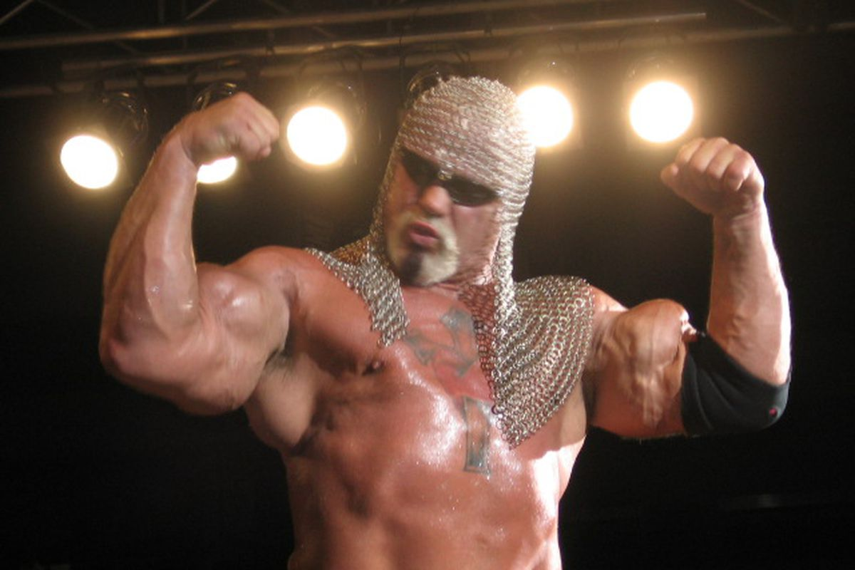 Hulk Hogan Wiki Scott Steiner Leaves Tna Shoots On Hulk Hogan And Eric