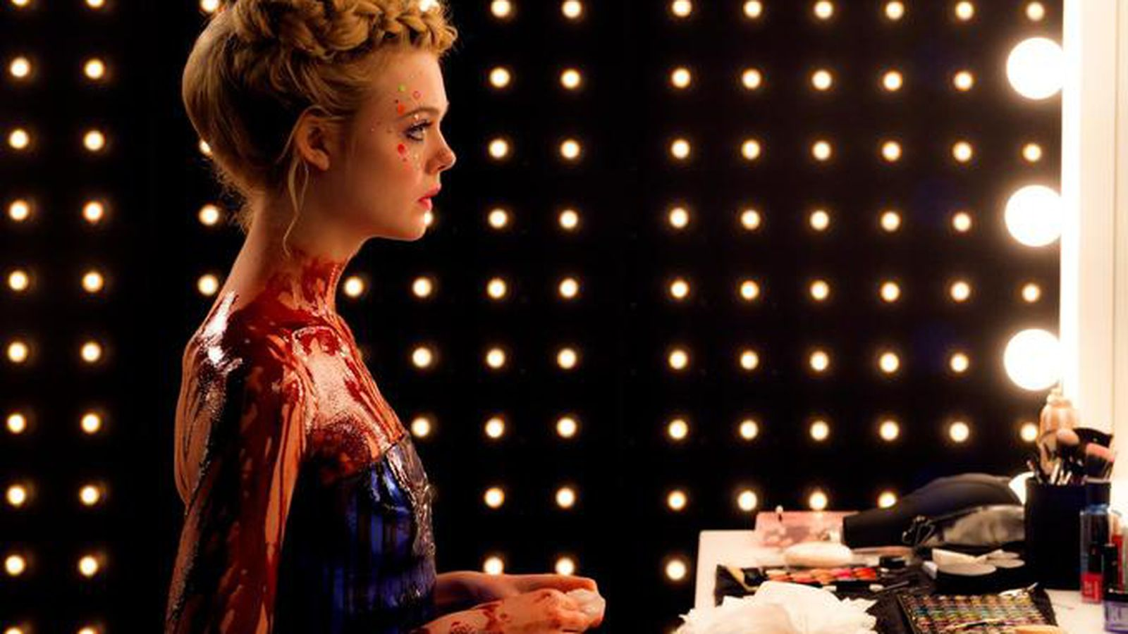 Wallpaper 3440x1440 Girl Will You Like The Upcoming Film The Neon Demon Let Our