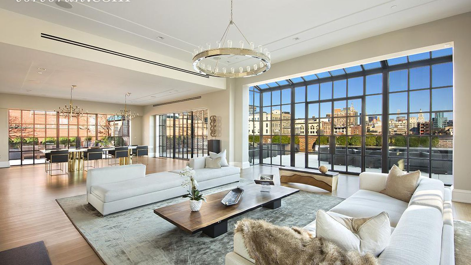 Two Floor Apartment Nyc Nolitas Extravagant Puck Penthouses Find Success As