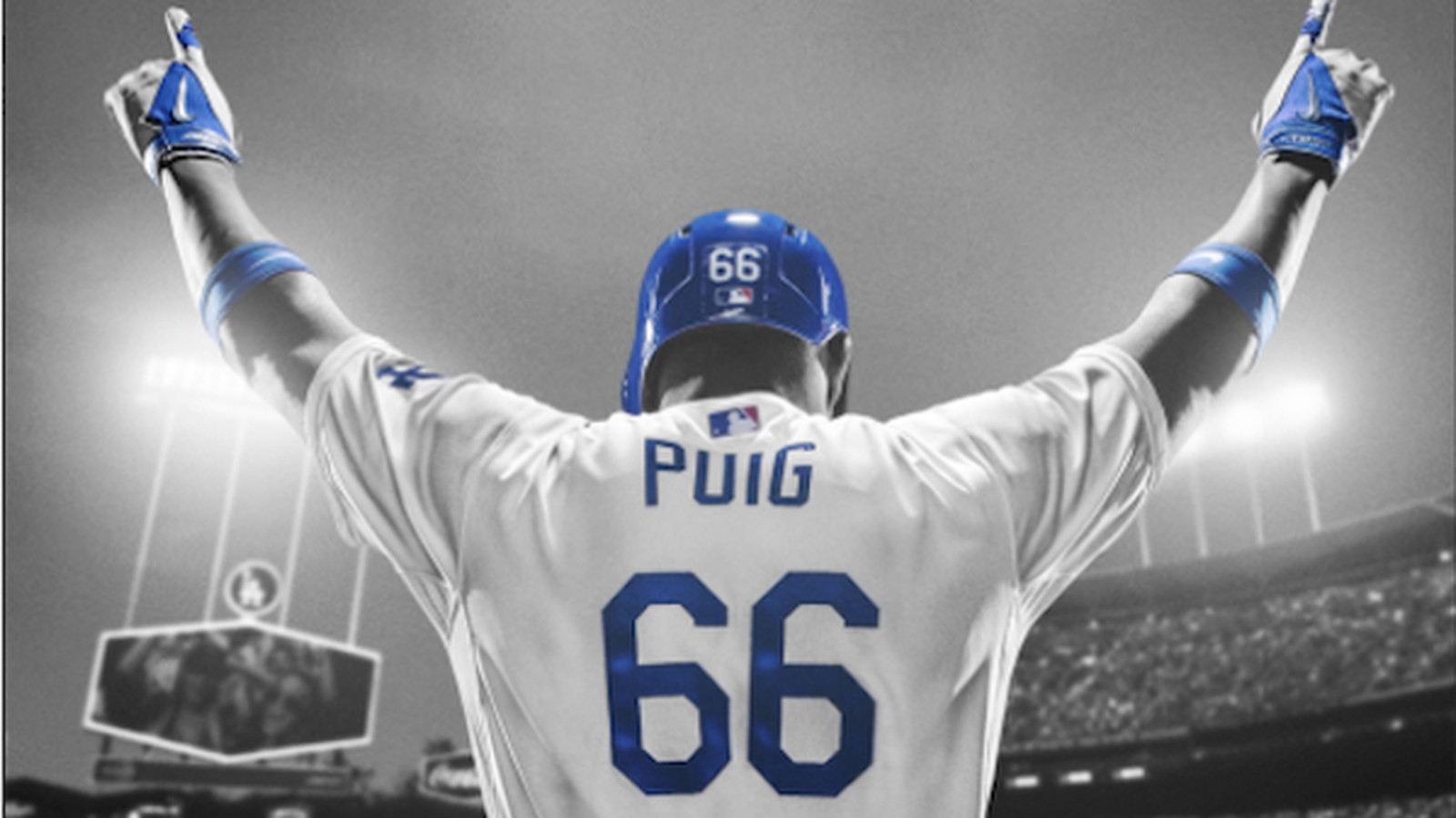 San Francisco 49ers Wallpaper Iphone Yasiel Puig On Mlb The Show 15 Cover Sbnation Com