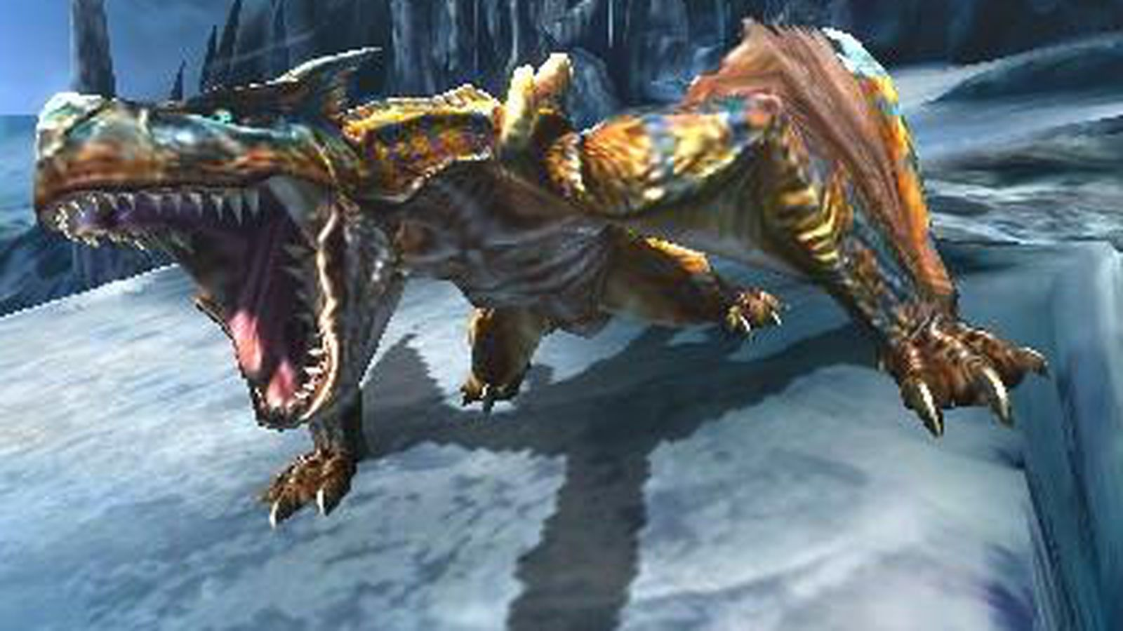 Saber Tooth Tiger 3d Wallpaper Monster Hunter Generations Launching This Summer With