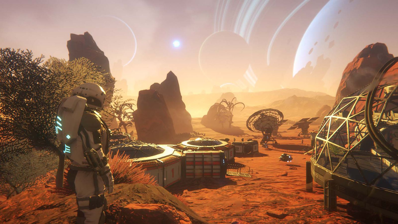 3d Action Game Wallpaper Multiplayer Survival Game Osiris New Dawn May Be Steam S