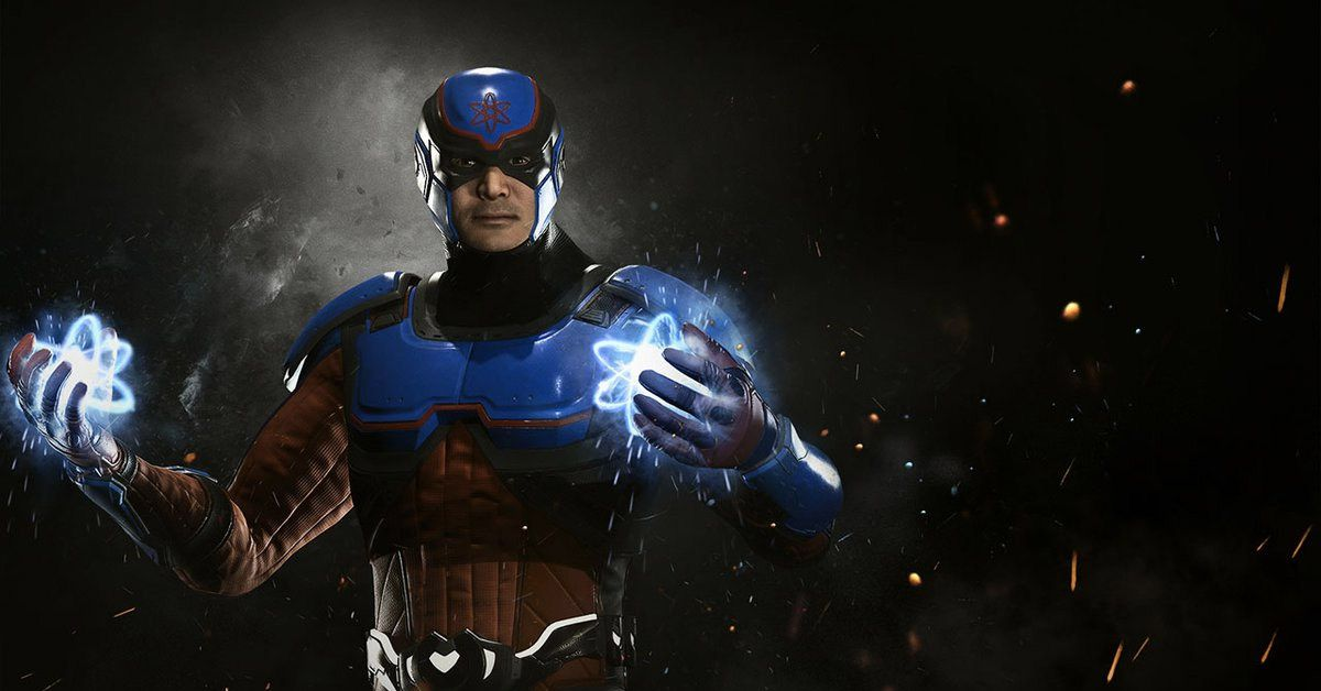 Harley Quinn Wallpaper Hd Injustice 2 Is Bringing Atom To The Fight Polygon
