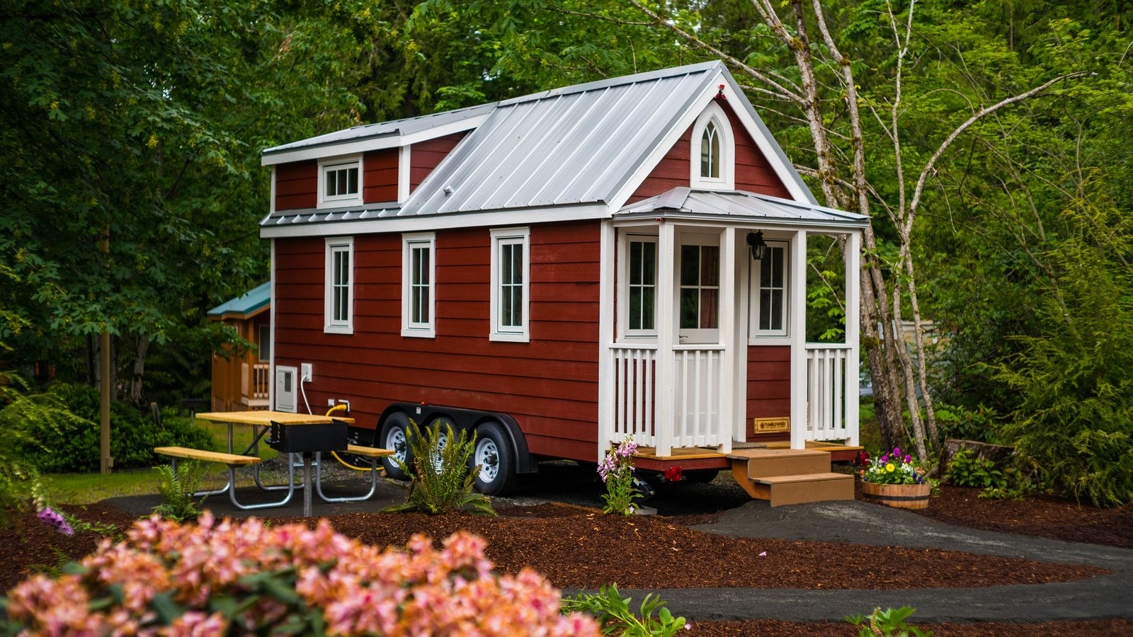 Container Haus New York Oregon Tiny House Bill Moves Closer To Reality But Not