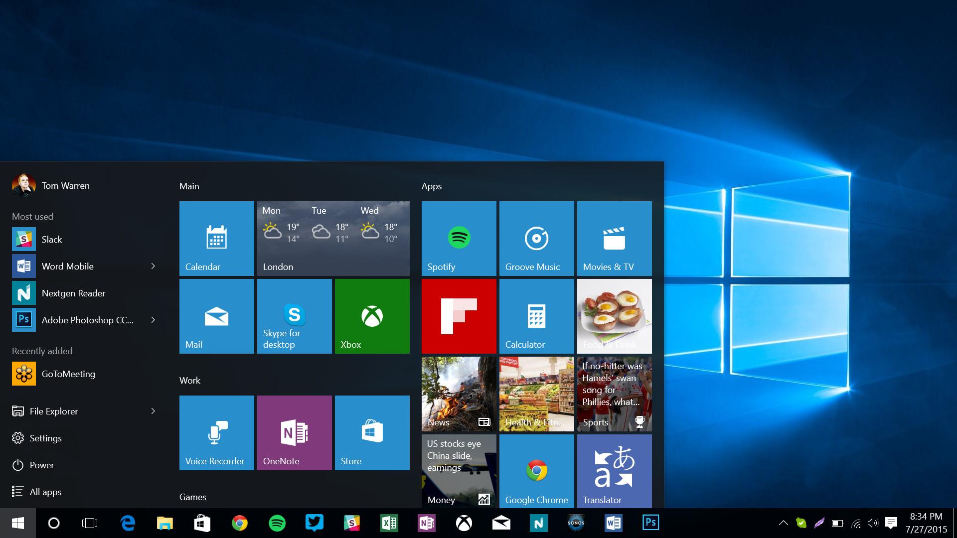 Make Google Calendar Default In Windows 10 How To Use Your Google Calendar In The Windows 10 Calendar App Windows 10 Review The Verge