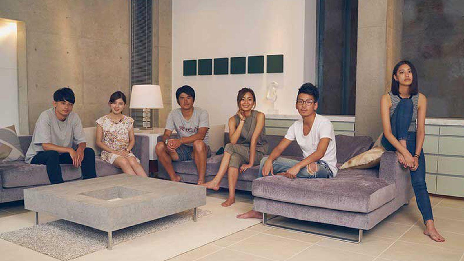 Modern Pin Up Girls Wallpaper Netflix S Terrace House Finds Meaning In Mundane Human
