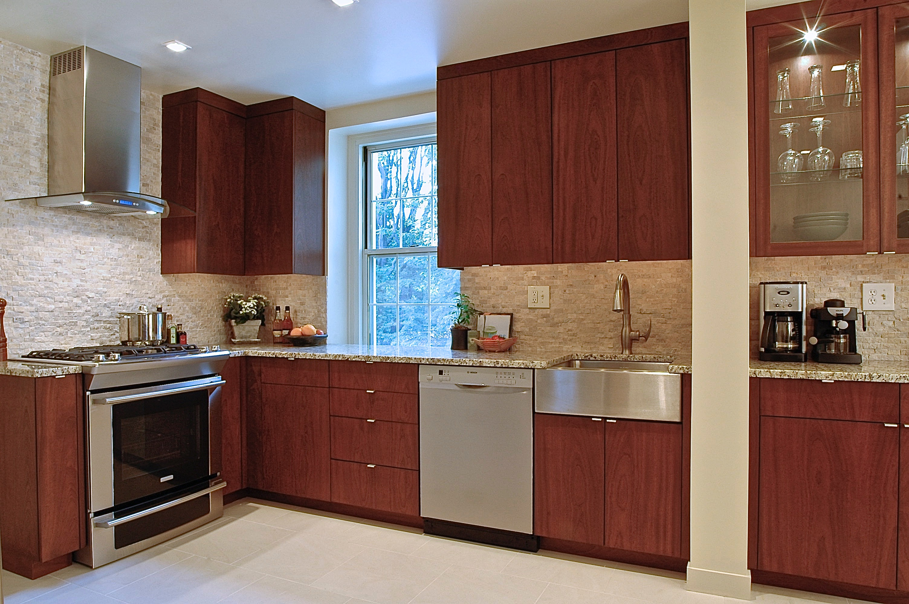 Beaded Glass Kitchen Cabinets A Guide To Choosing Kitchen Cabinets Curbed