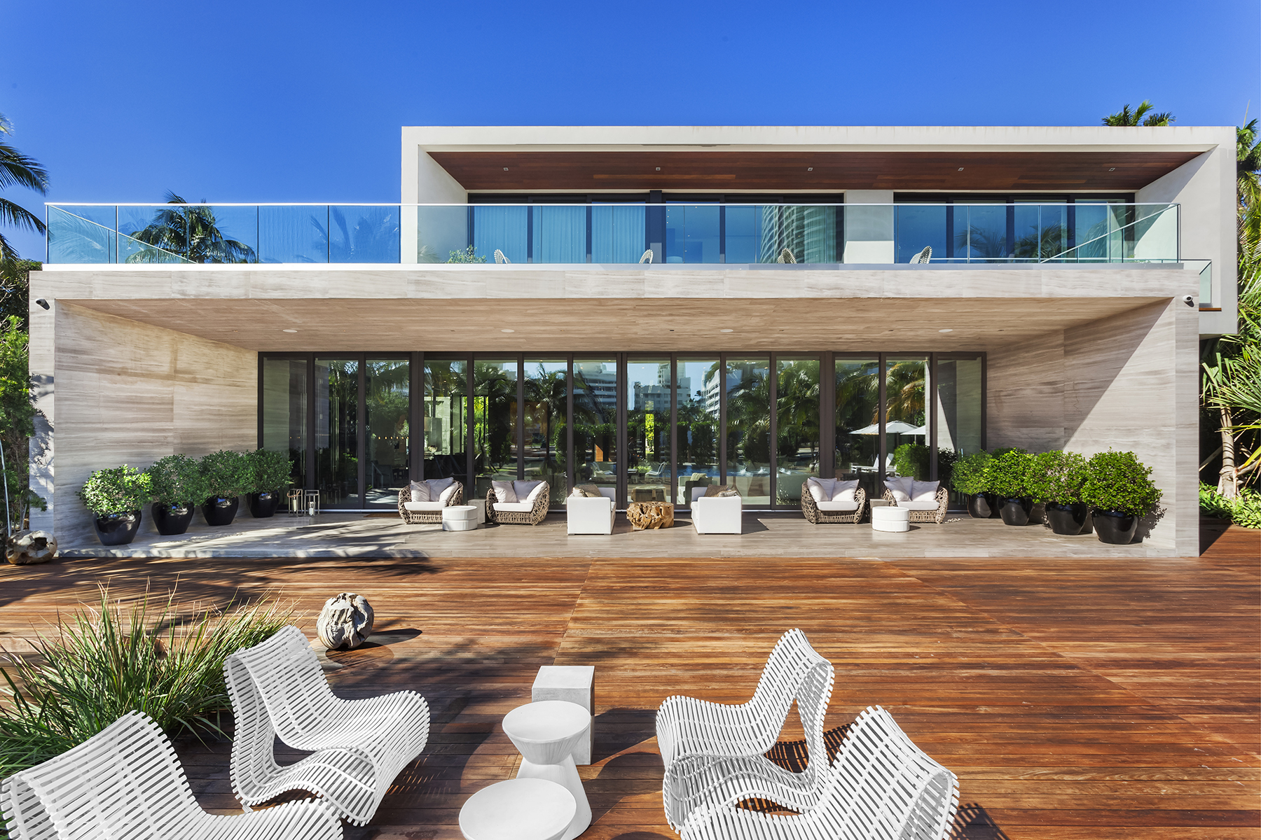 7 Foot Kitchen Island Beautiful Miami Beach Contemporary Asks $23m - Curbed Miami