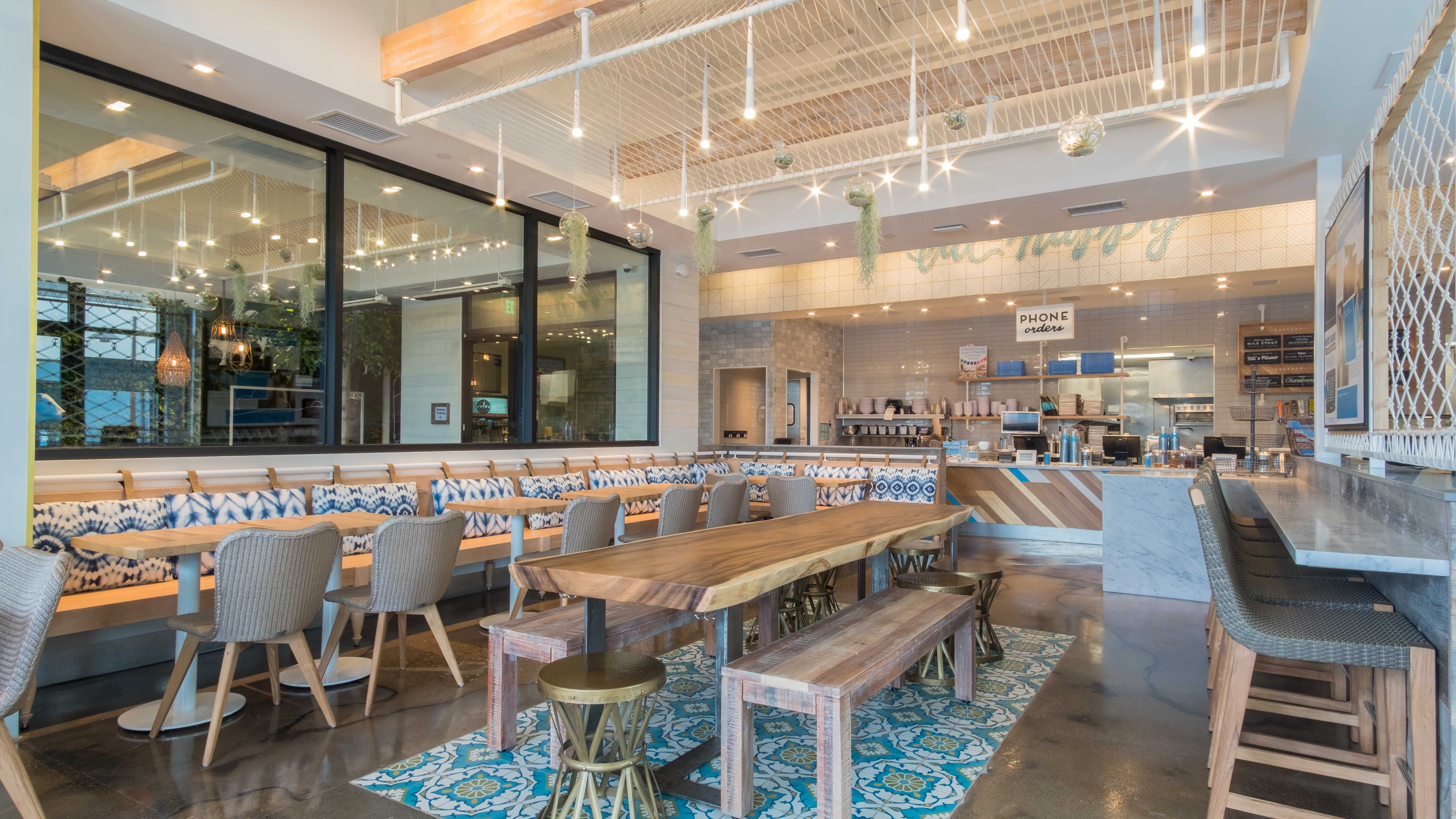 Cucina Enoteca At Del Mar Gourmet Sandwiches And Salads From Mendocino Farms Arrive