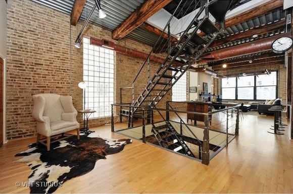 Timber Loft - Curbed Chicago