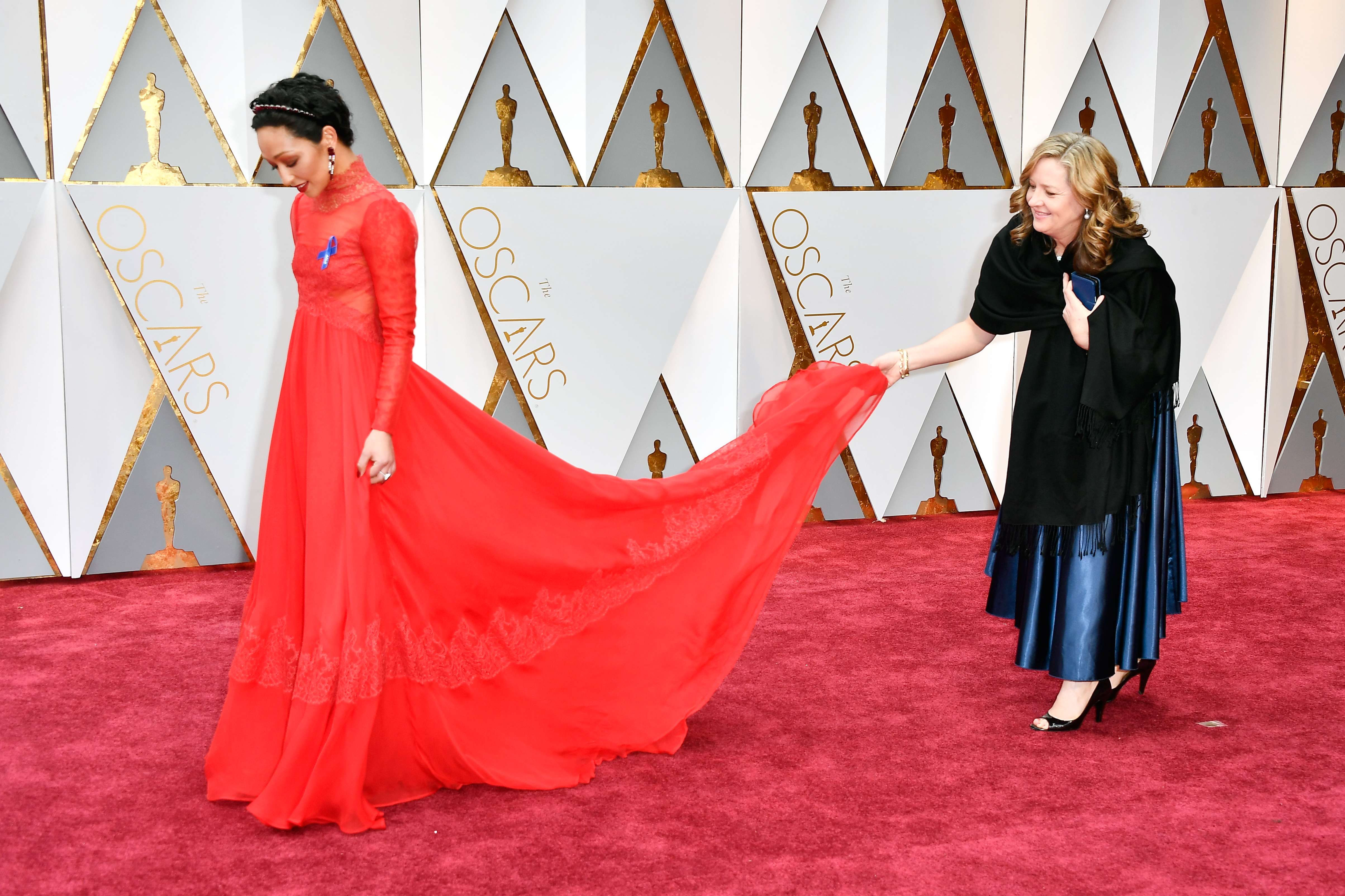 Oscars Alfombra Roja British Vintage Stores Are Way Better Than American Ones