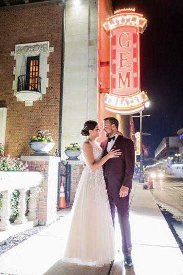 Gem Theatre - Venue - Detroit, MI - WeddingWire