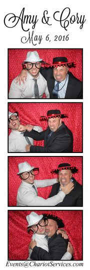 Chariot Photo Booths - Photo Booth - King of Prussia, PA - WeddingWire