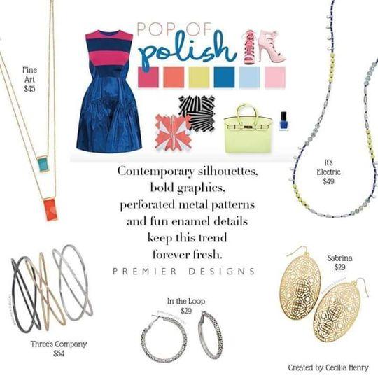 Premier Designs Jewelry - Dress  Attire - Roseville, CA - WeddingWire