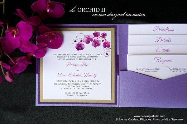Brenna Catalano Design Studio - Invitations - Salinas, CA - WeddingWire