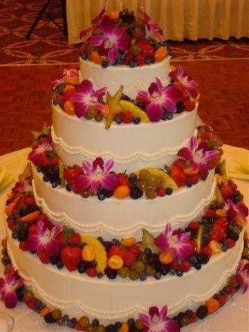 Whole Foods Market - Wedding Cake - Columbus, OH - WeddingWire