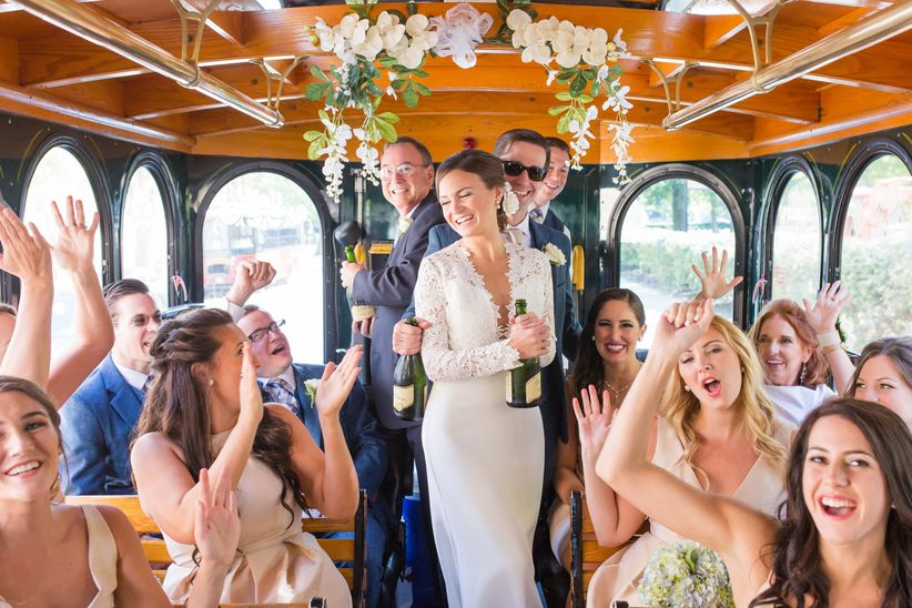 Why Wedding Guest Transportation Might Be the Best Money You Spend