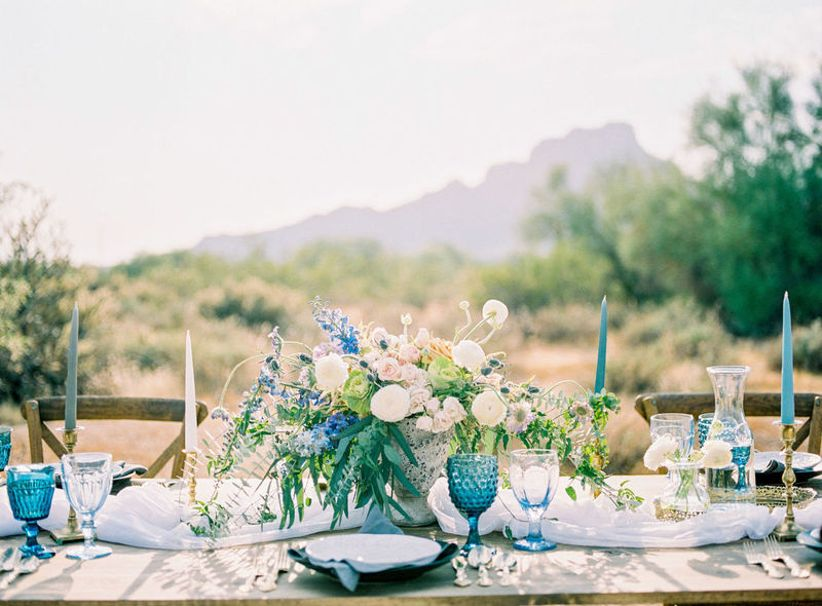 10 Words to Describe Your Wedding Style - WeddingWire