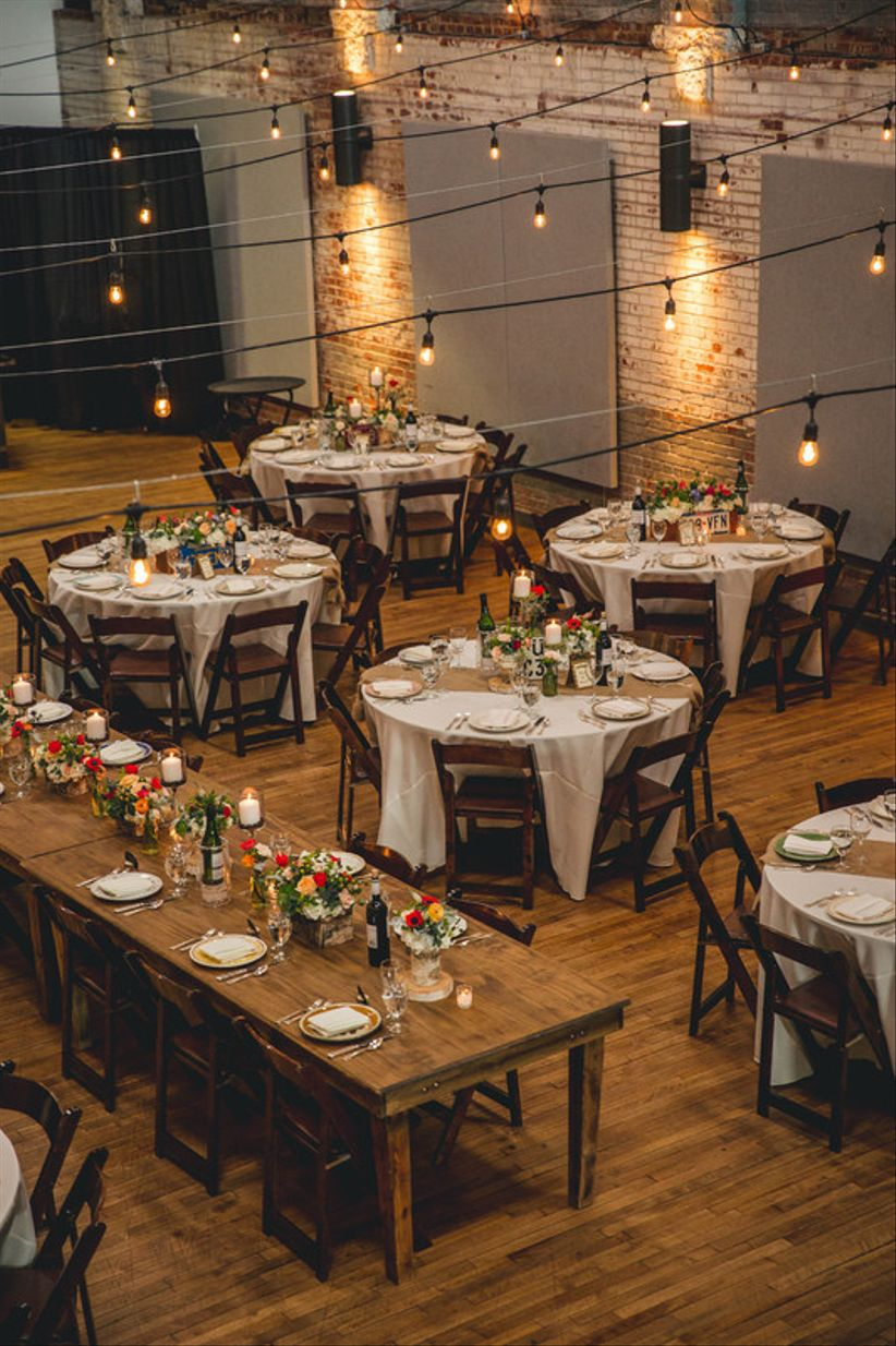 8 Wedding Seating Chart Ideas for Your Reception Layout - WeddingWire