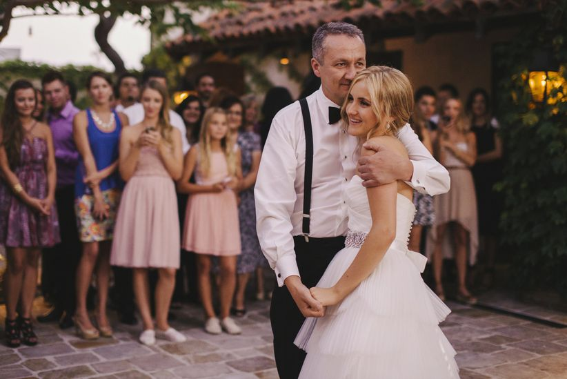 How to Write a Father of the Bride Speech That Isn\u0027t Boring