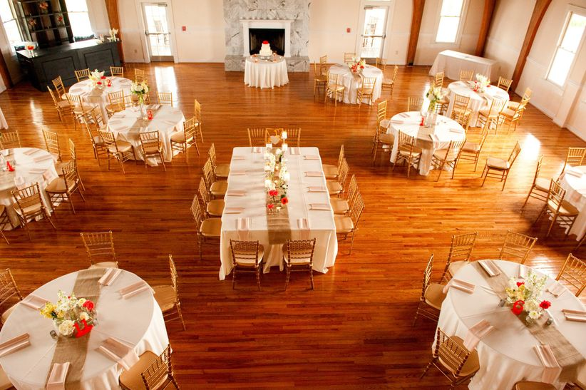 8 Popular Wedding Reception Seating Styles - WeddingWire