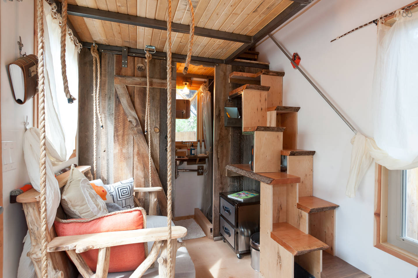 Small Homes Interior 16 Tiny House Interiors You Wish You Could Live In