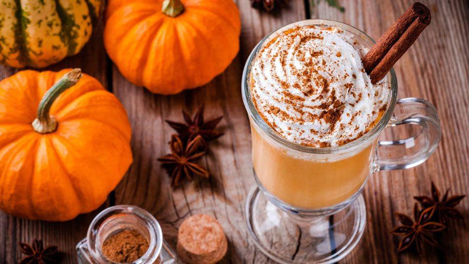 Free Fall Pumpkin Wallpaper Copycat Starbucks Pumpkin Spice Latte